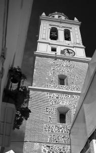 Campanario de la iglesia de la Encarnación